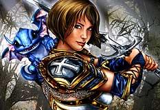 Armored Princess