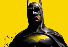 Batman. Dentro de la batcueva