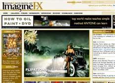 ImagineFX imagen del día